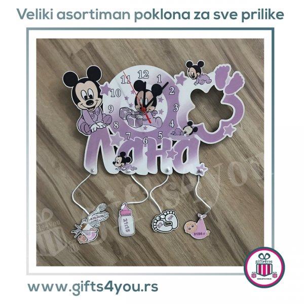satovi-Dečiji sat - Mickey mouse_4