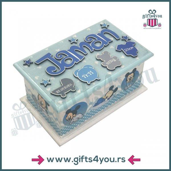 decije-drvene-kutije-Dečija drvena kutija - Mickey mousee_3