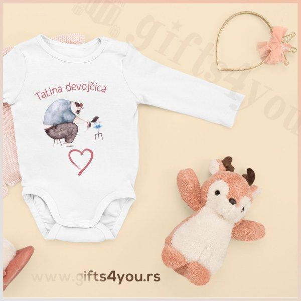 bodici-za-bebe-Bodići za bebe - Tatina devojčica_26