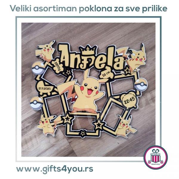 deciji-ramovi-Dečiji ram -  Pikachu_21