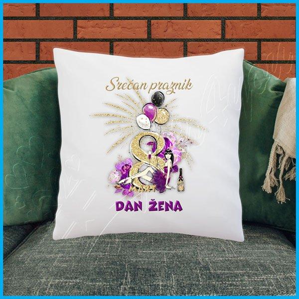 jastuci-Srećan praznik dan žena jastuk_14