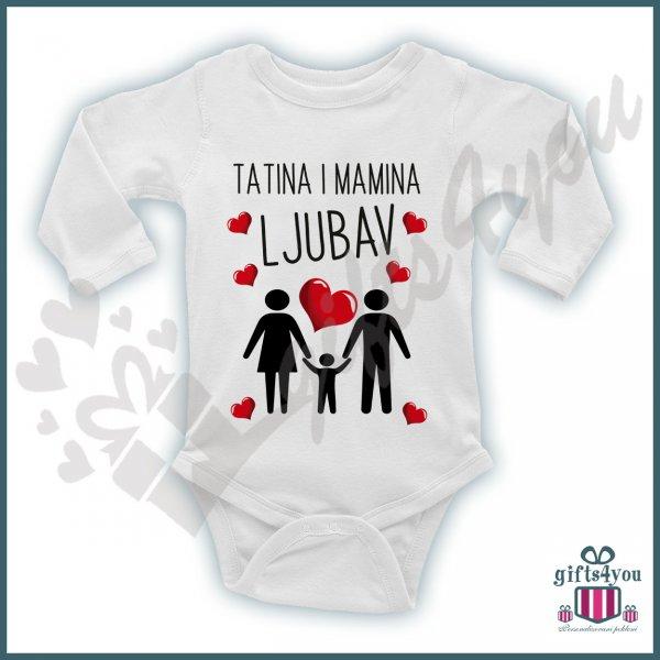 bodici-za-bebe-Tatina i mamina ljubav bodić_65