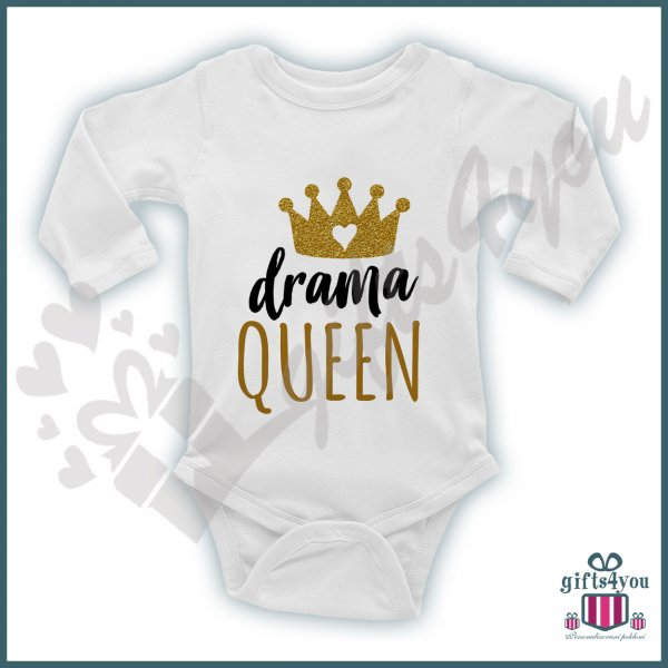 bodici-za-bebe-Drama queen bodić_44