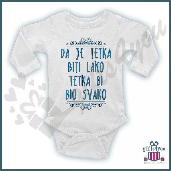 bodici-za-bebe-Da je tetka biti lako tetka bi bio svako bodić_101