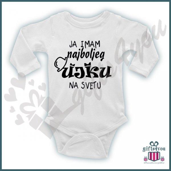 bodici-za-bebe-Ja imam najboljeg ujaka na svetu bodić_132