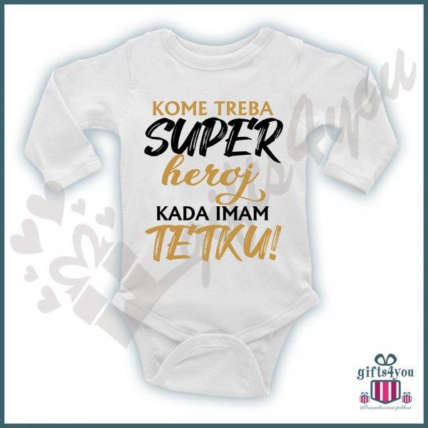 bodici-za-bebe-Kome treba super heroj kada imam tetku bodić_133