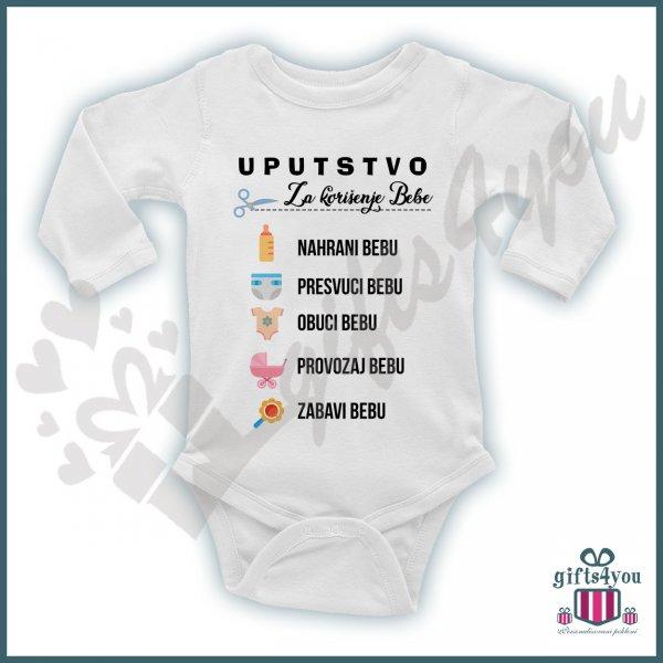 bodici-za-bebe-Upustvo za korišćenje bebe bodić_105