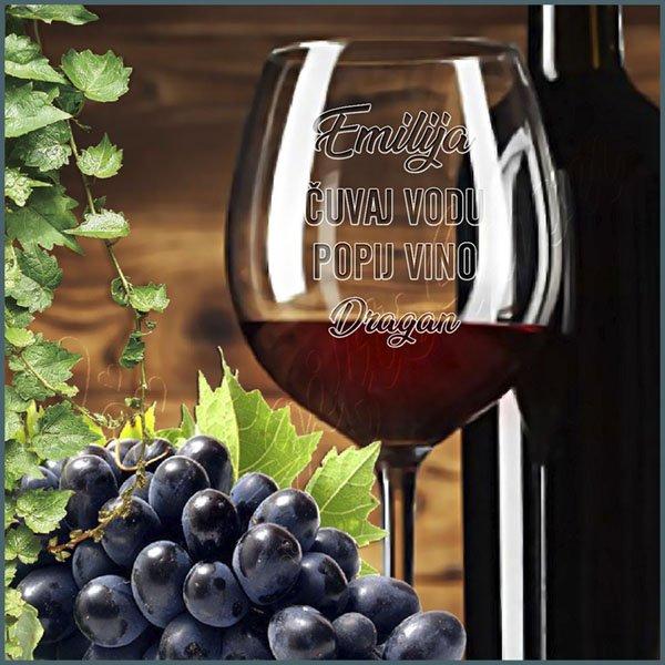 case-za-vino-Čuvaj vodu popij vino čaša za vino_4