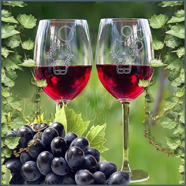case-za-vino-Hello kitty čaše za vino_10