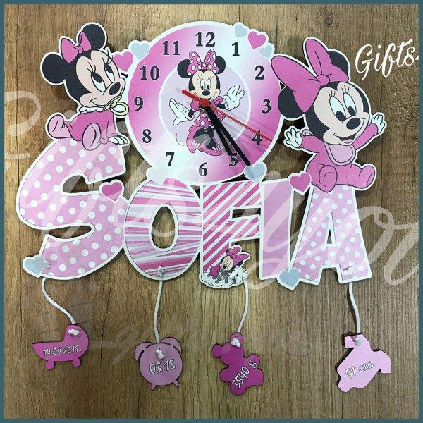 deciji-satovi-Baby minnie mouse dečiji sat_32