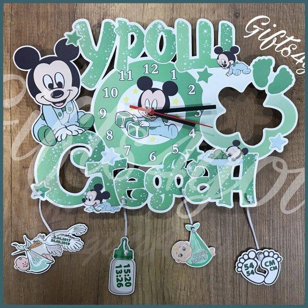 deciji-satovi-Baby mickey mouse dečiji sat_33