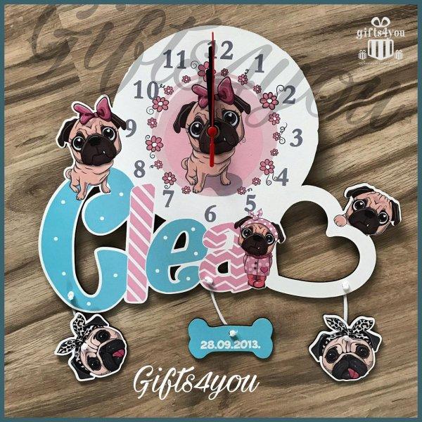 deciji-satovi-Sat za psa plavo roze_40