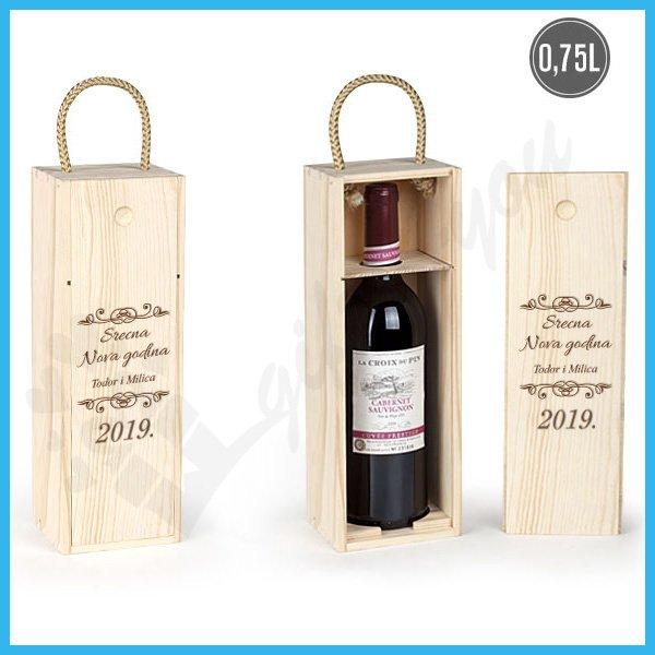 kutije-za-vino-Srećna nova godina poklon kutija za vino_15