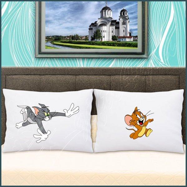 jastuci-za-parove-Tom i Džeri jastuci za parove_35