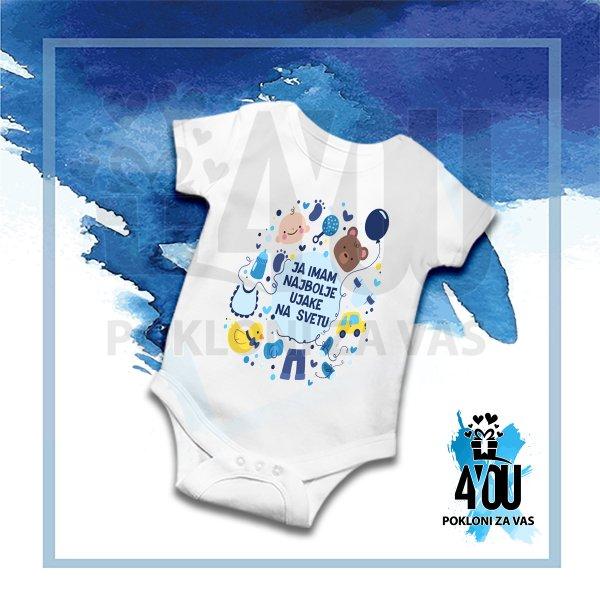 bodici-za-bebe-Ja imam najbolje ujake na svetu bodić_142