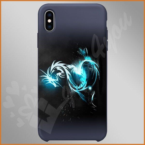 Dragon maska za telefon