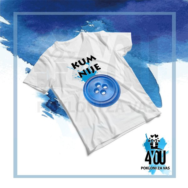 muske-majice-Kum nije dugme majica_134