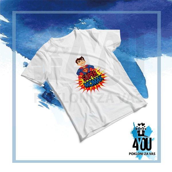 muske-majice-Super momak majica_161
