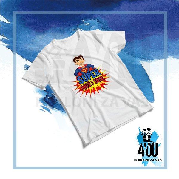 muske-majice-Super muž i tata majica_162
