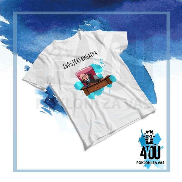 muske-majice-Zbog jer sam gazda majica_171