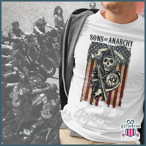 muske-majice-Sons of anarchy majica_105