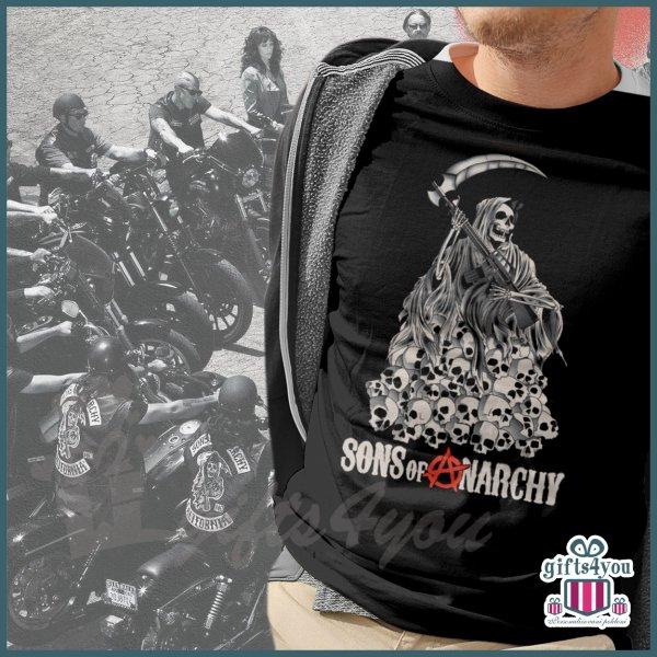 muske-majice-Sons of anarchy majica_109