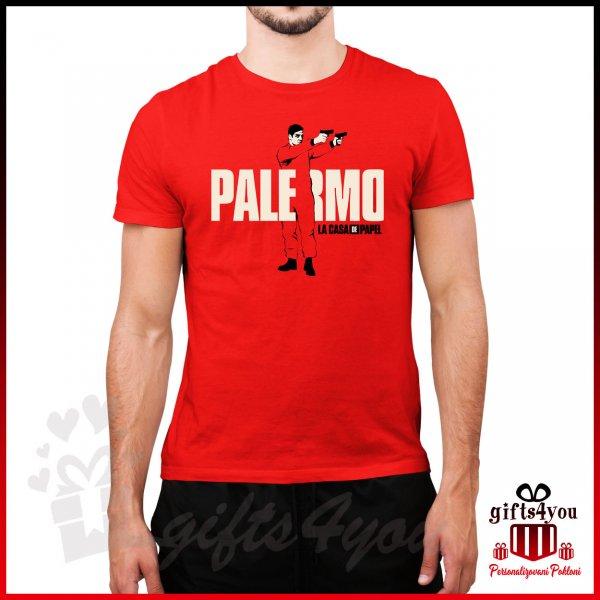 muske-majice-La Casa de papel Palermo majica _42