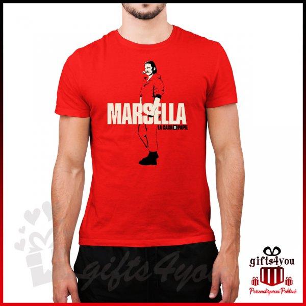 muske-majice-La Casa de papel Marsella majica _36