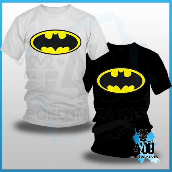 muske-majice-Batman logo majica_119