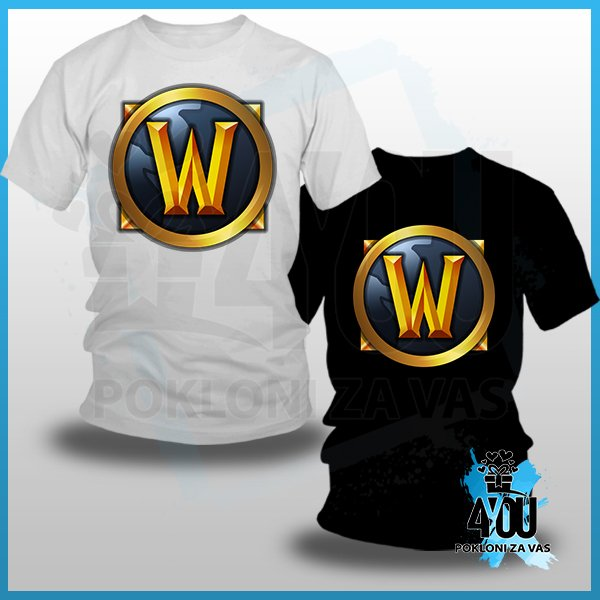 muske-majice-World of warcraft majica_4