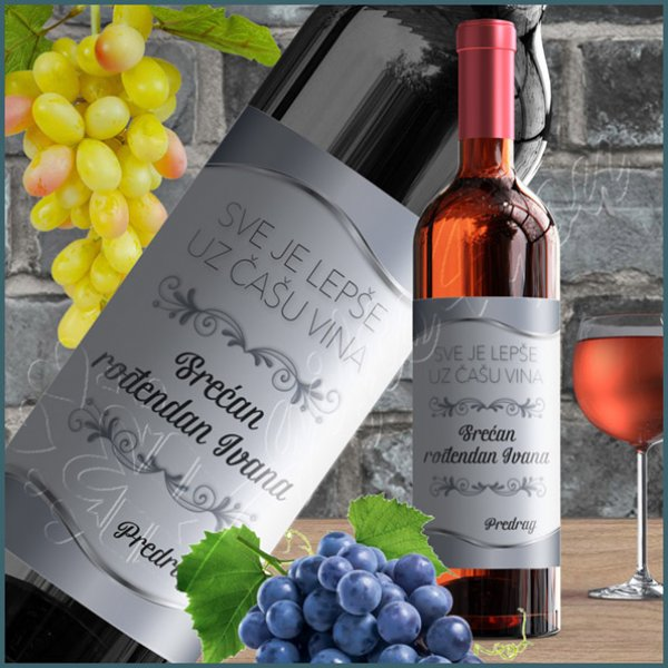 nalepnice-za-vino-Srećan rođendan nalepnica za vino_12
