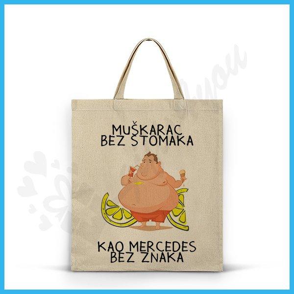 pamucne-torbe-Muškarac bez stomaka pamučna torba_8