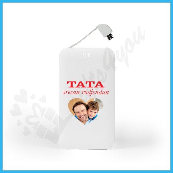 power-bank-Tata srećan rođendan power bank_4
