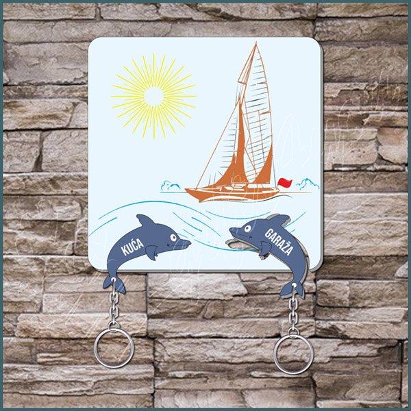 privesci-Privezak za ključeve delfini_18