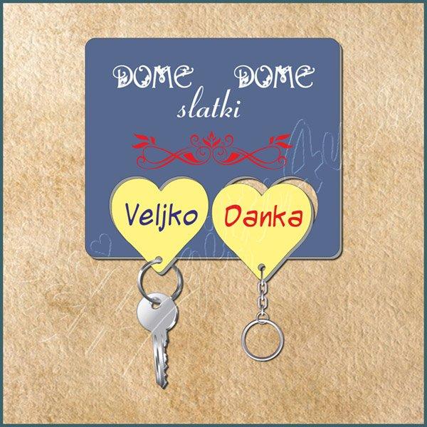 privesci-Privezak za ključeve dome slatki dome_20