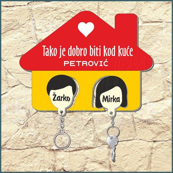 privesci-Privezak za ključeve tako je dobro biti kod kuće_22