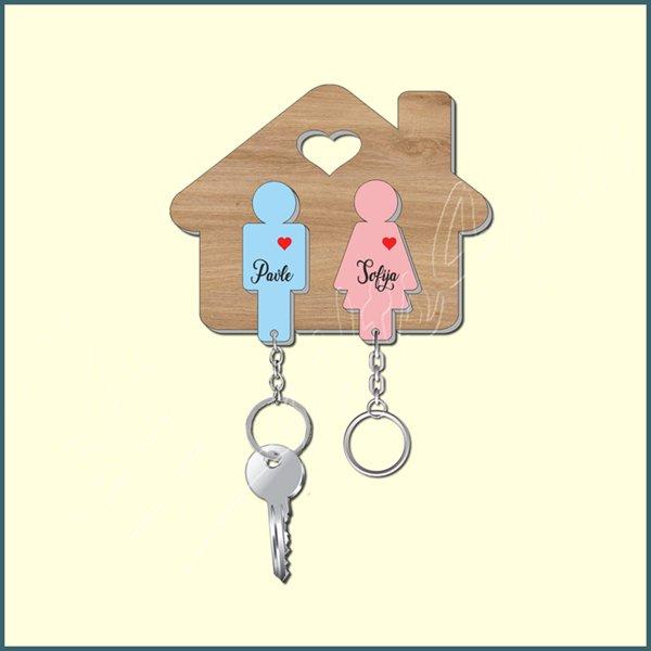 privesci-Privezak za ključeve porodični za 2 osobe_24