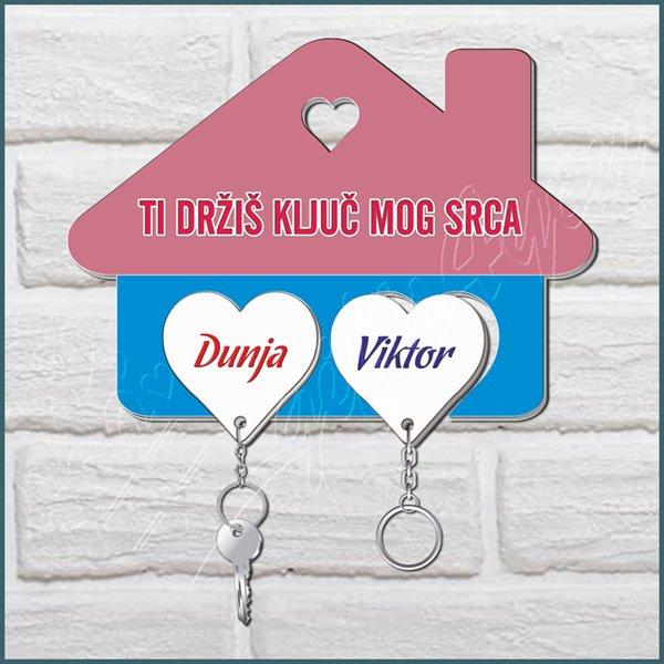 privesci-Privezak za ključeve ti držiš ključ moga srca_27