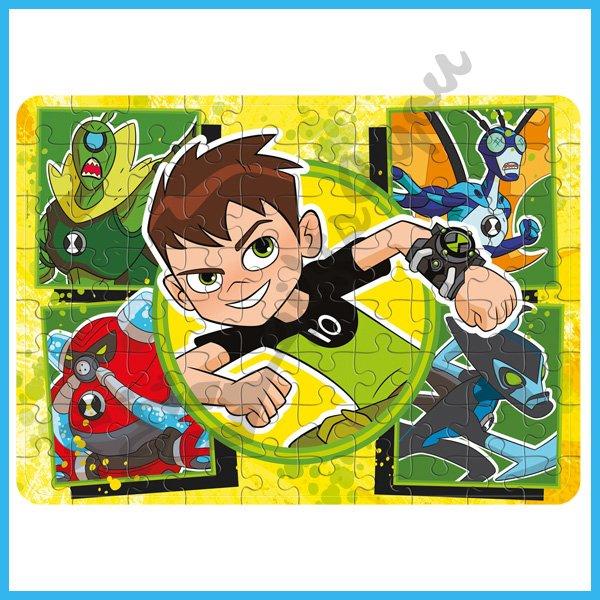 puzzle-Ben ten puzzle_7