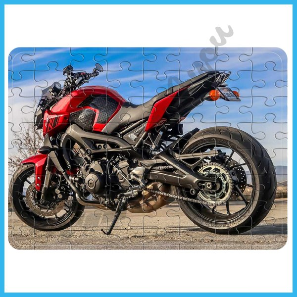 puzzle-Motorcycle puzzle_2