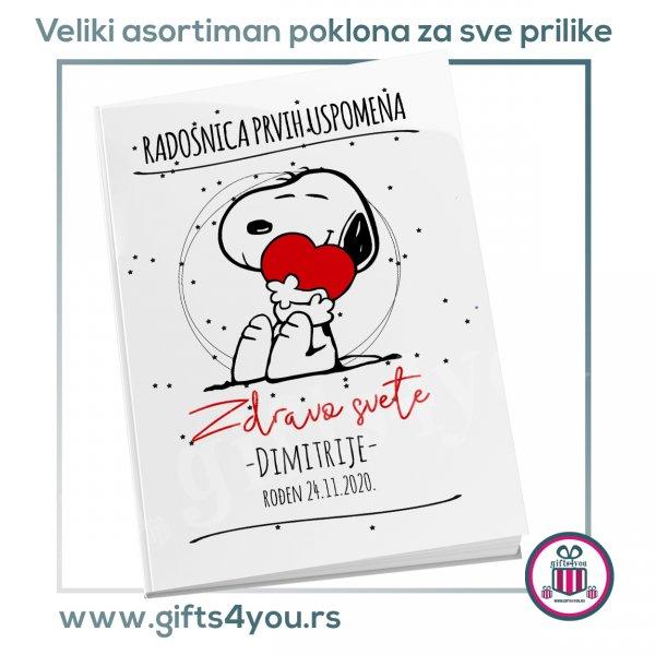 radosnice-Dečija radosnica - Snoopy_6