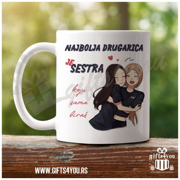 solje-Najvolja drugarica je sestra poklon šolja_23