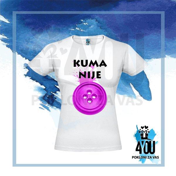 zenske-majice-Kuma nije dugme majica_41