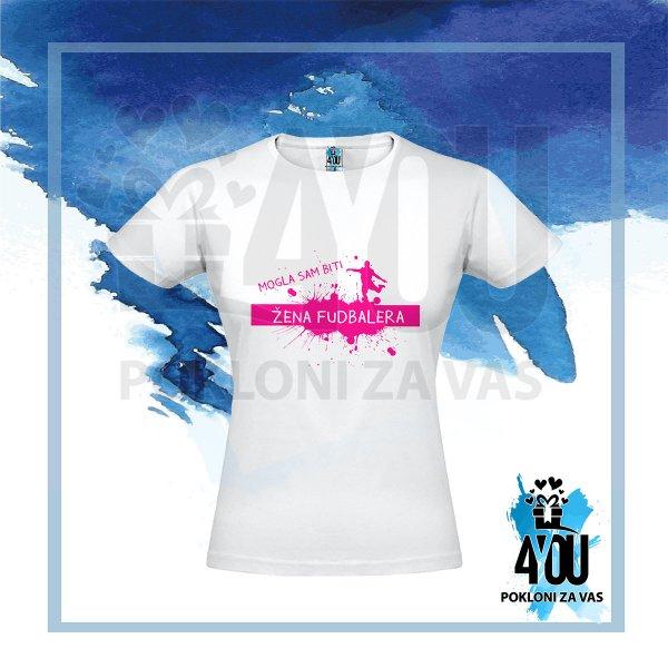 zenske-majice-Mogla sam biti žena fudbalera majica_44