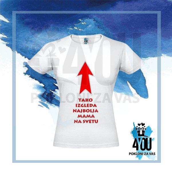 zenske-majice-Tako izgleda najbolja mama na svetu majica_68