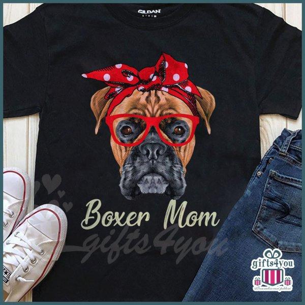 zenske-majice-Boxer mom majica_26