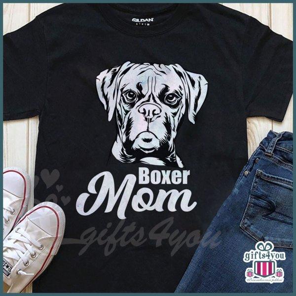 zenske-majice-Boxer mom majica_30