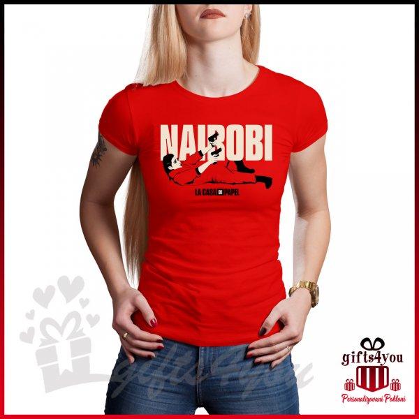 zenske-majice-La Casa de papel Nairobi majica _24