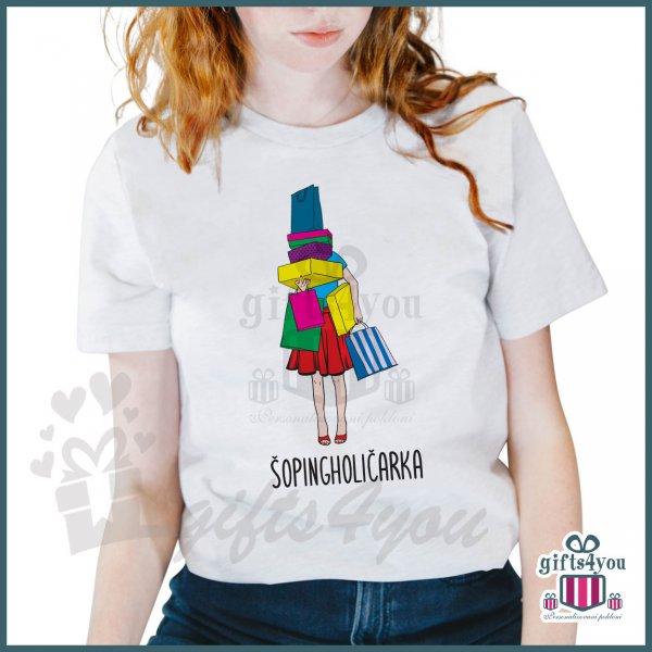 zenske-majice-Shopingholicar majica_19