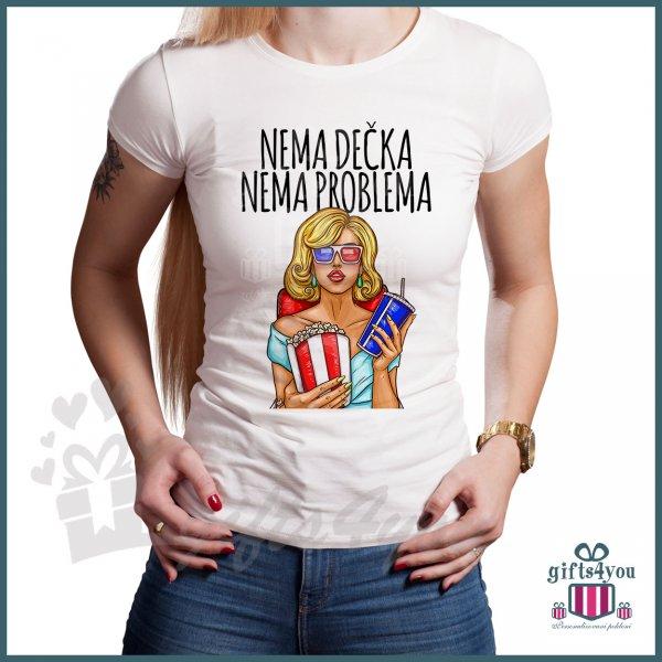zenske-majice-Nema decka nema problema majica_1